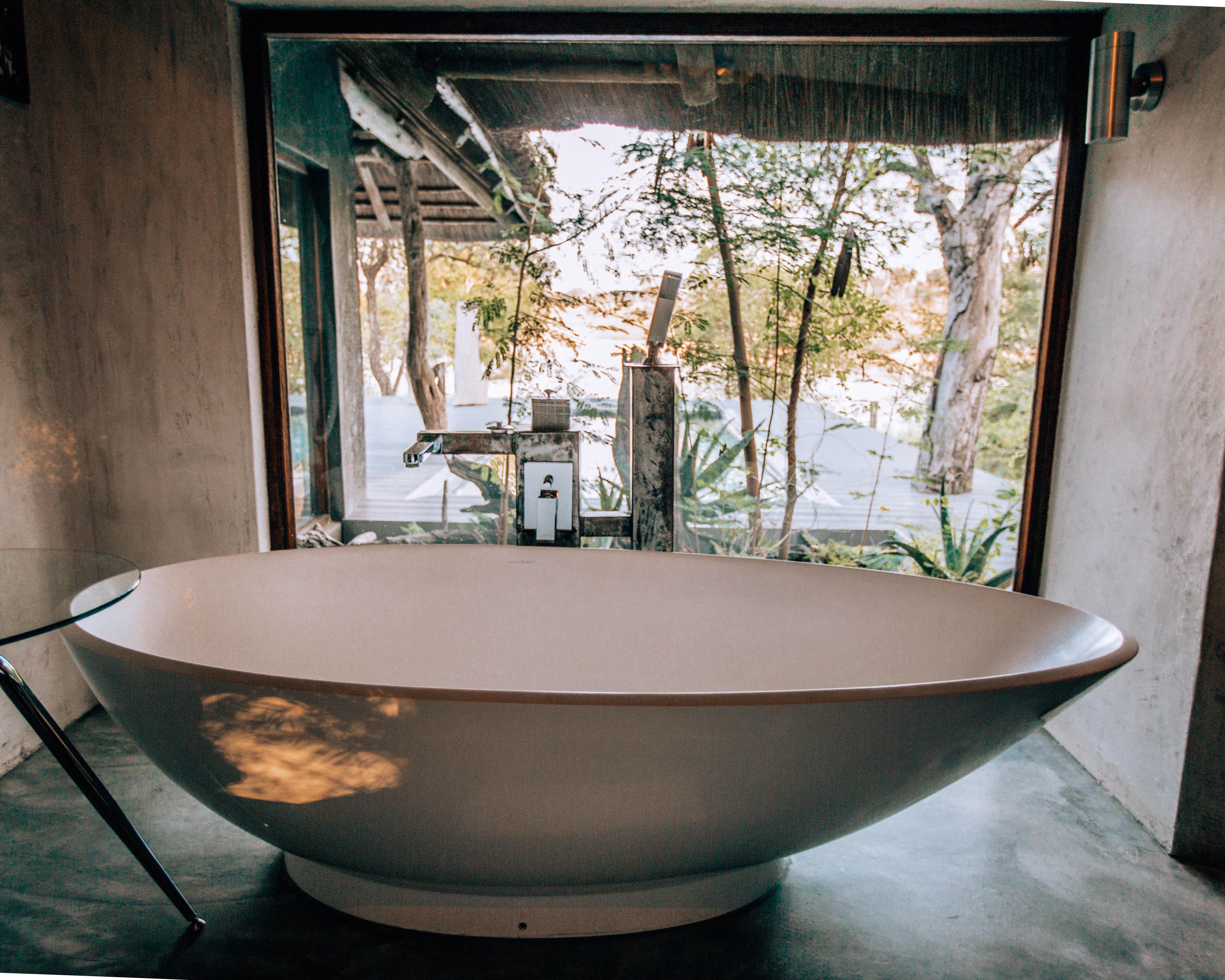 Bathtub goals!