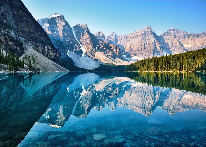 I'm adding Banff National Park to my bucket list NOW!