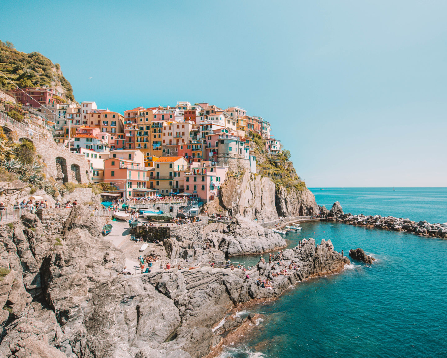 So, you're planning your trip to Cinque Terre. Look no further to find everything you need to know about where to stay in Cinque Terre!