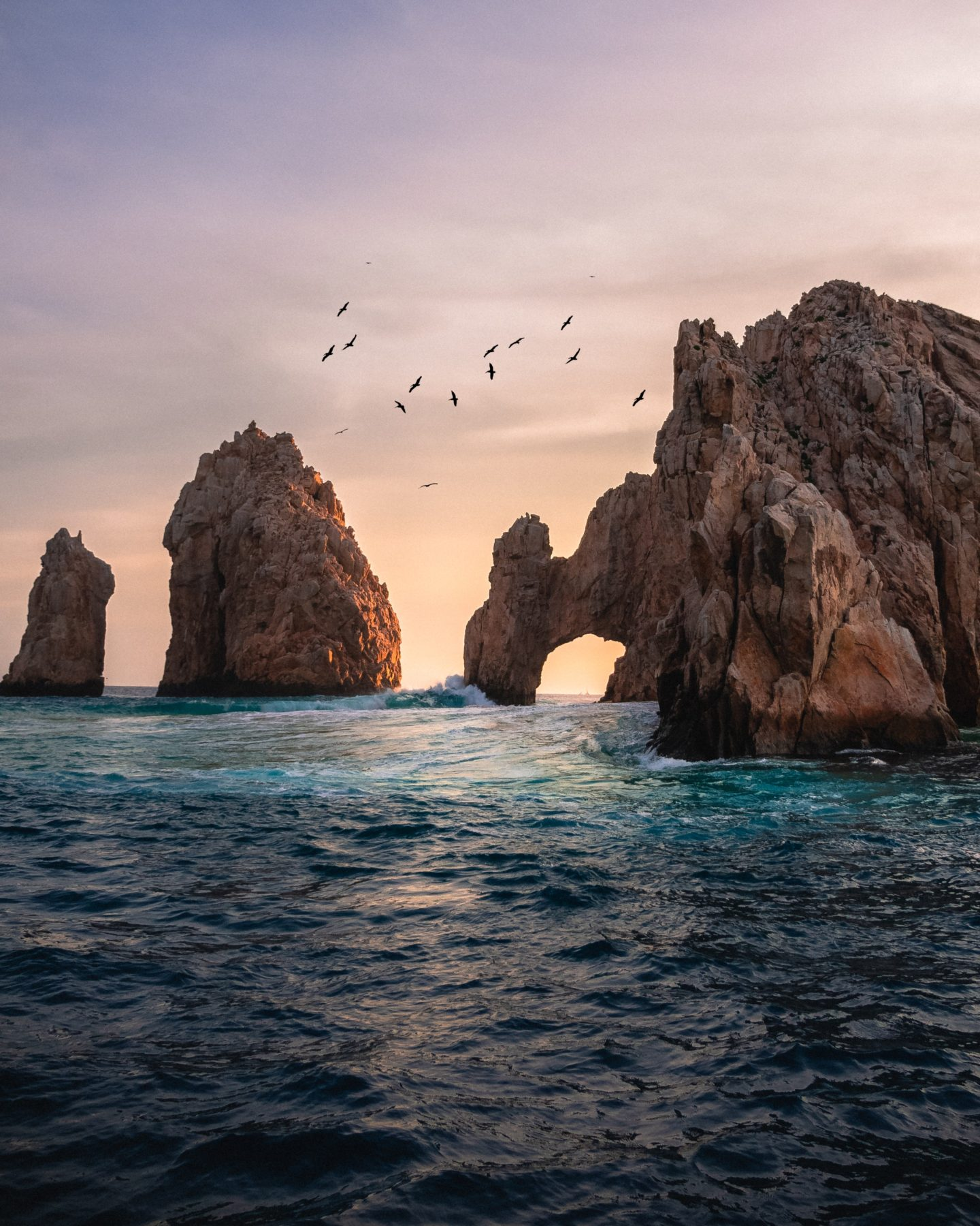 Cabo San Lucas Adults Only All-Inclusive Resorts: Stay near Cabo's famous El Arco, right near the downtown area of Cabo.