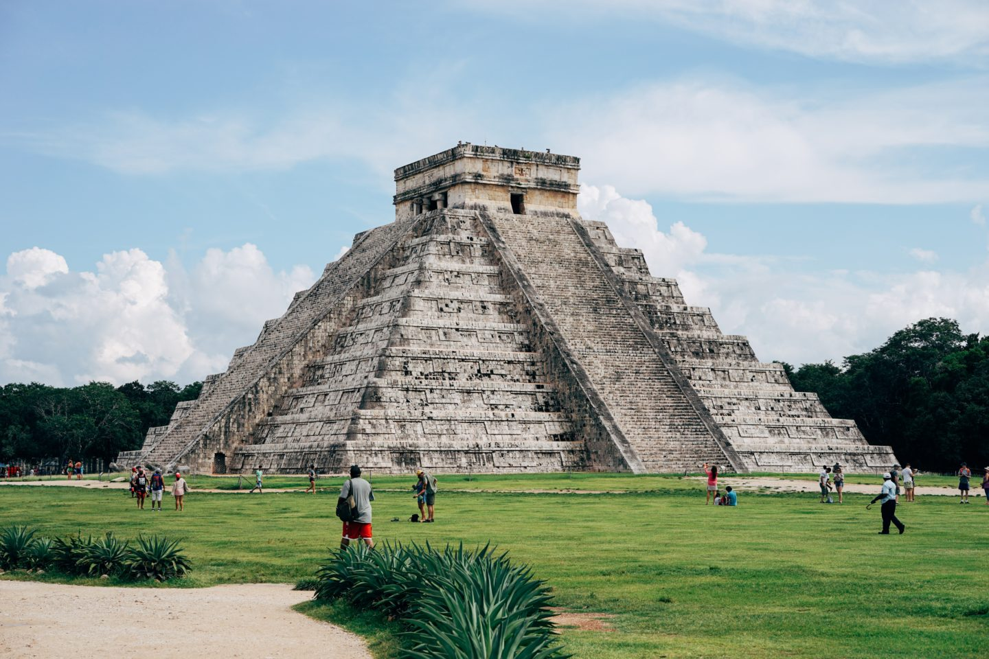Cancun Adults Only All-Inclusive Resorts: Visit one of the 7 New Wonders of the World, Chichen Itza, while visiting Mexico.