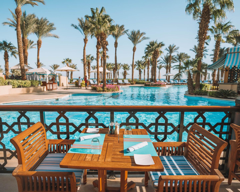 waha pool bar at Four Seasons Sharm El Sheikh