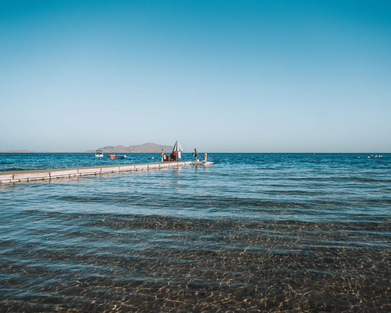 view of the beach at Four Seasons Sharm El Sheikh