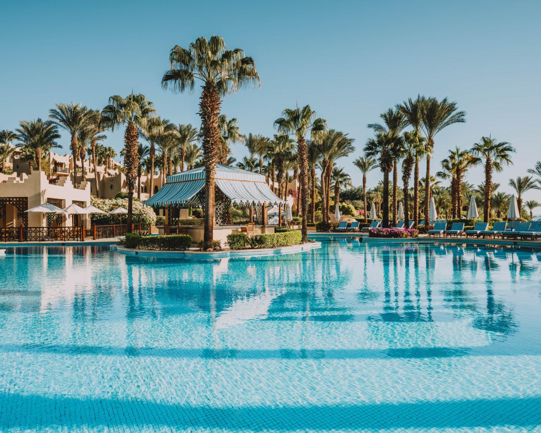 Four Seasons Sharm El Sheikh main pool
