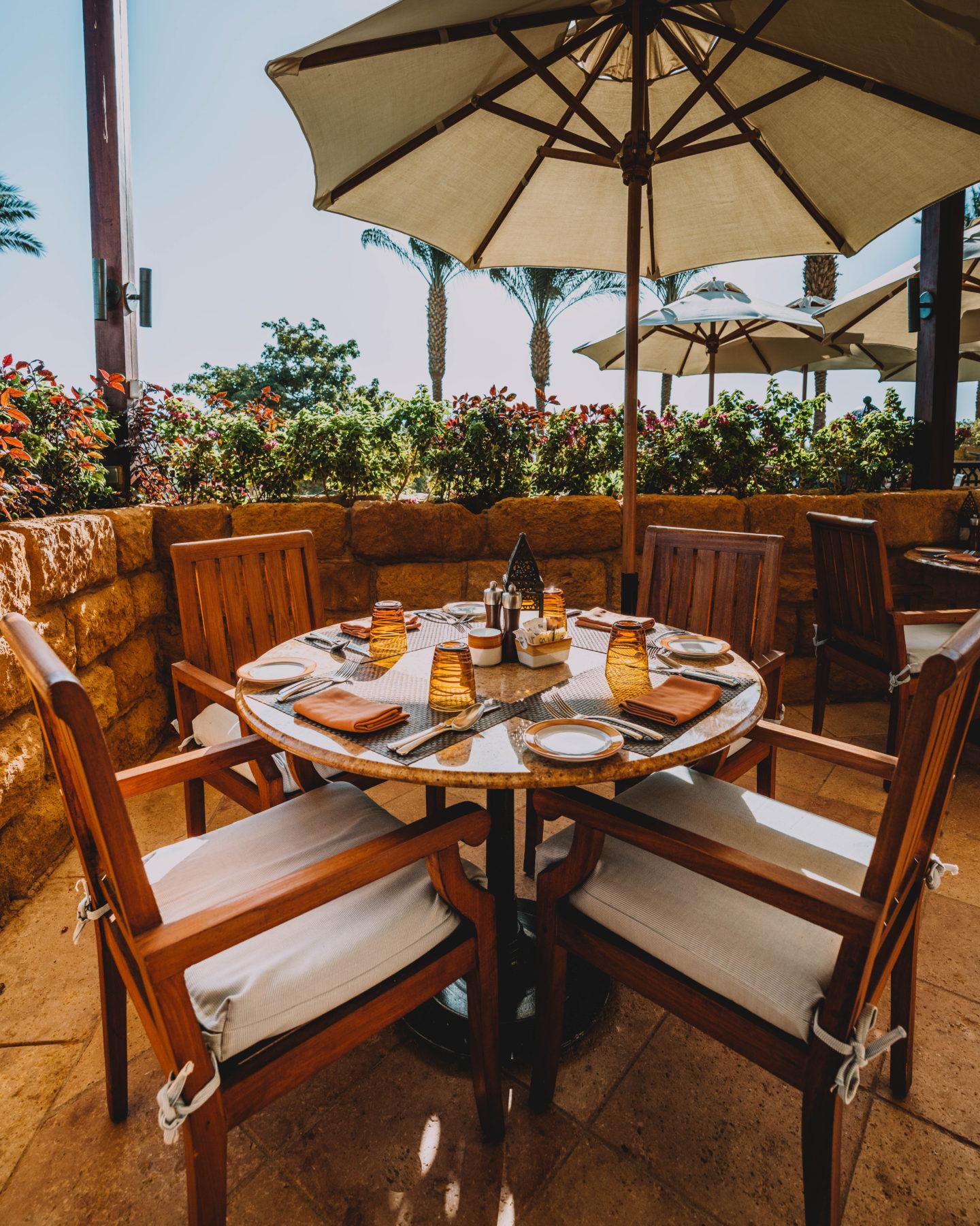 breakfast restaurant at Four Seasons Sharm El Sheikh