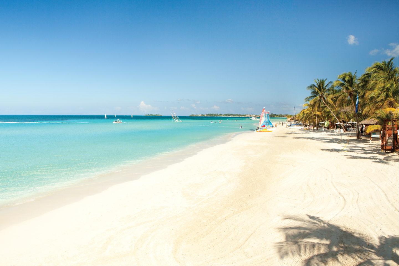 beach at couples swept away jamaica