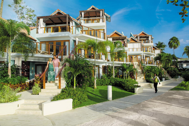loft suites at sandals negril jamaica