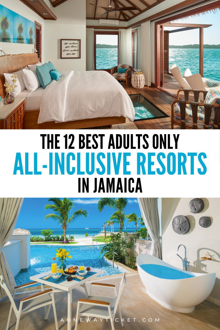 the best adults only all inclusive resorts in the Caribbean