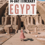 abu simbel temples | egypt itinerary