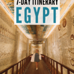 valley of the kings | egypt itinerary