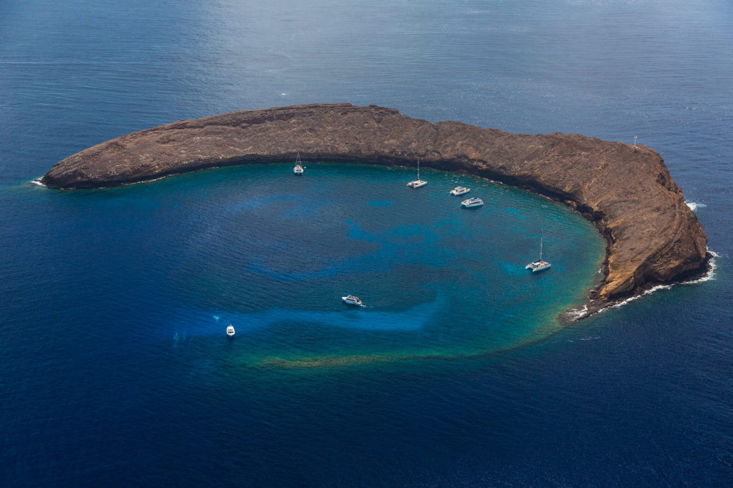 5 days in maui itinerary molokini crater