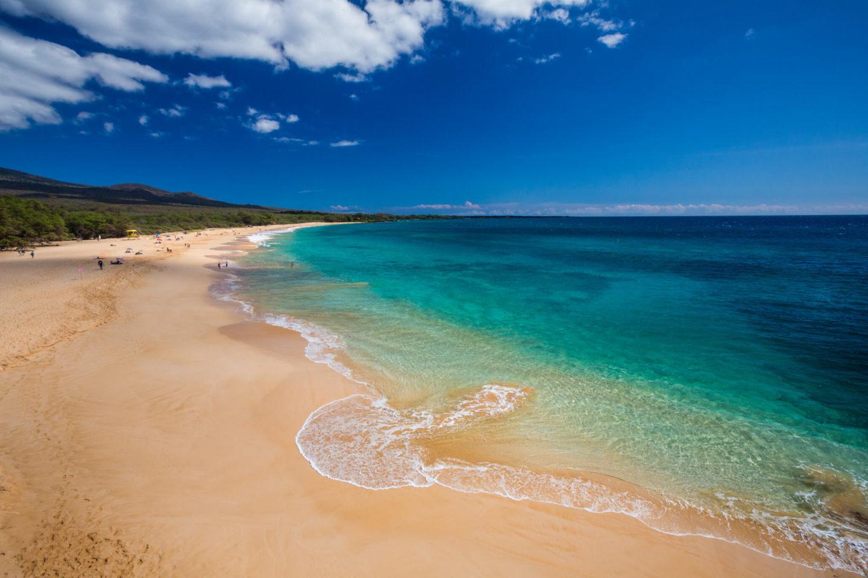 makena beach - 5 day maui itinerary