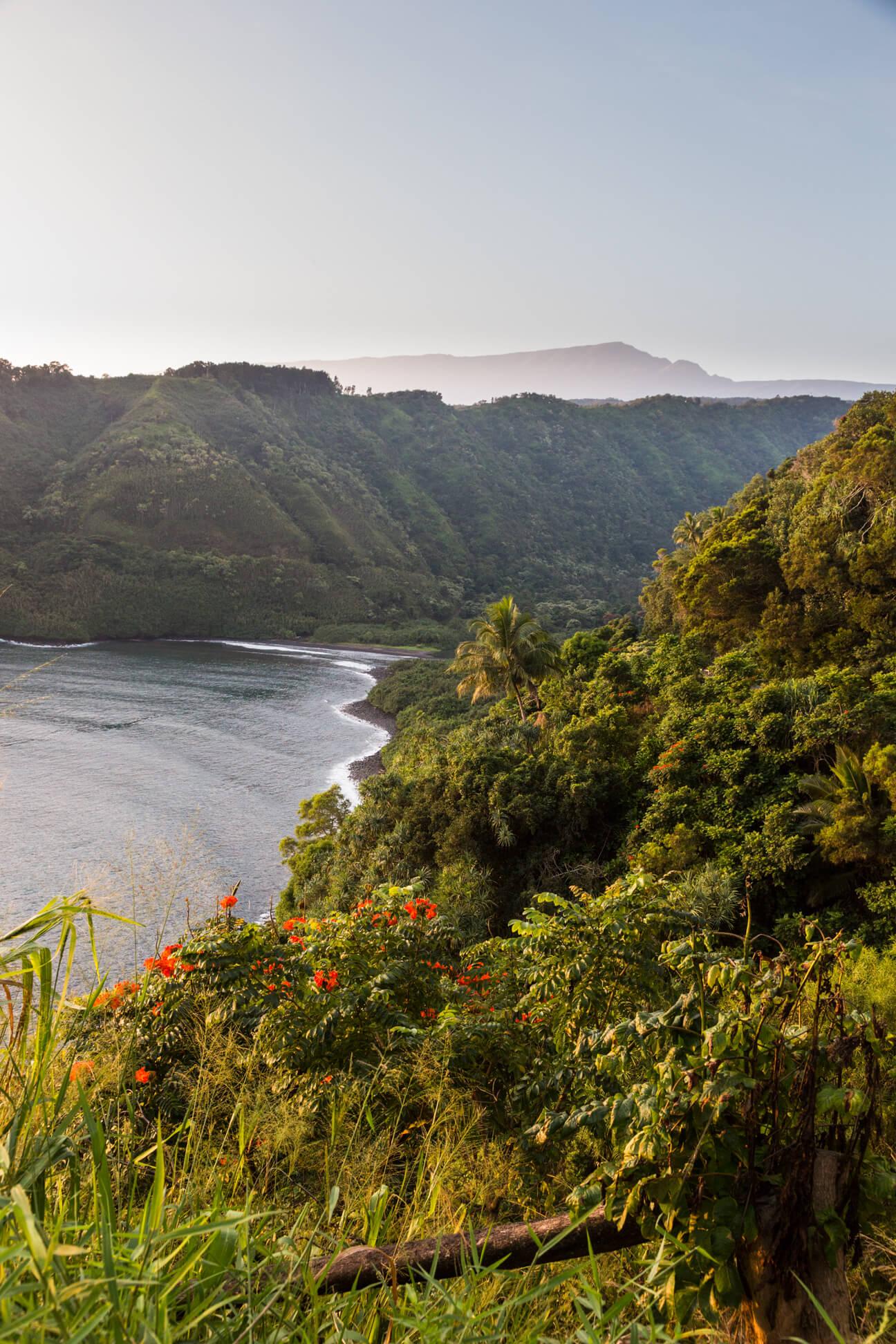 maui itinerary 5 days road to hana views