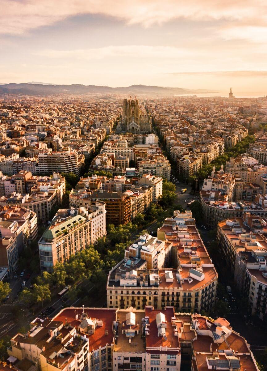 barcelona europe bucket list