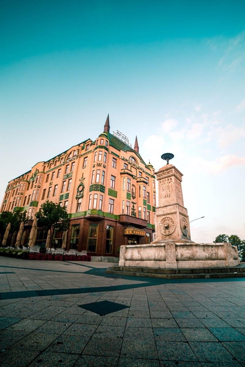 belgrade serbia building
