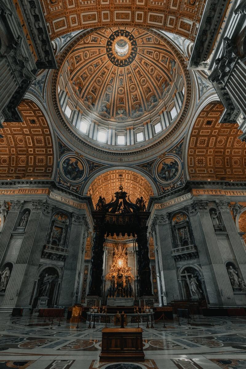vatican europe bucket list
