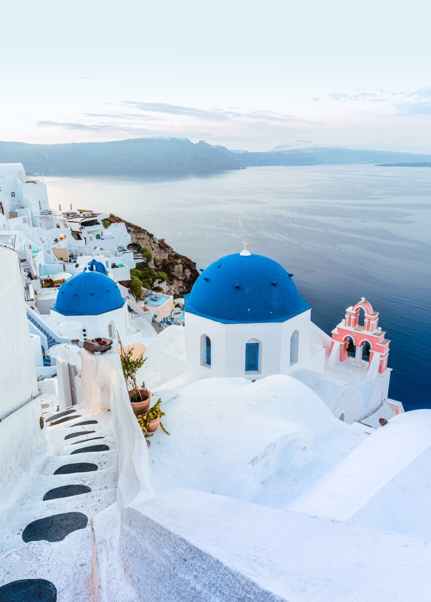 santorini greece best places to visit in europe bucket list