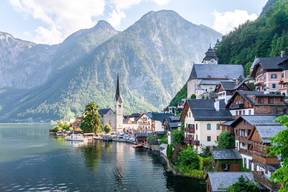 hallstat austria best places to visit in europe