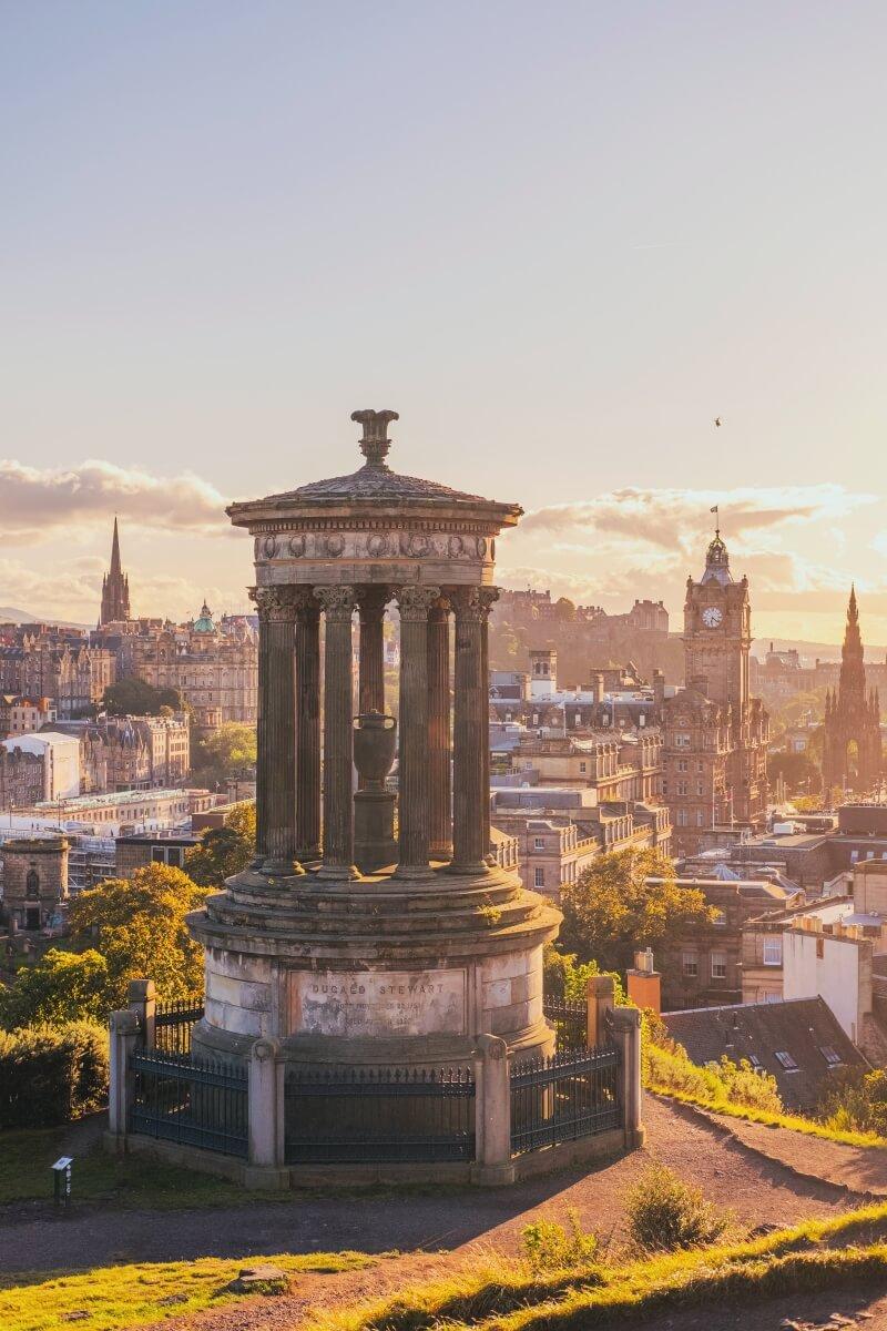 edinburgh scotland europe bucket list