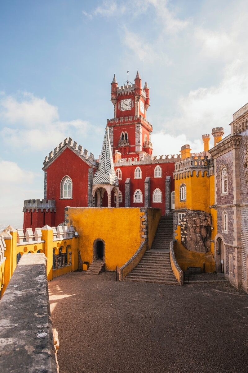 sintra portugal best places to visit in europe