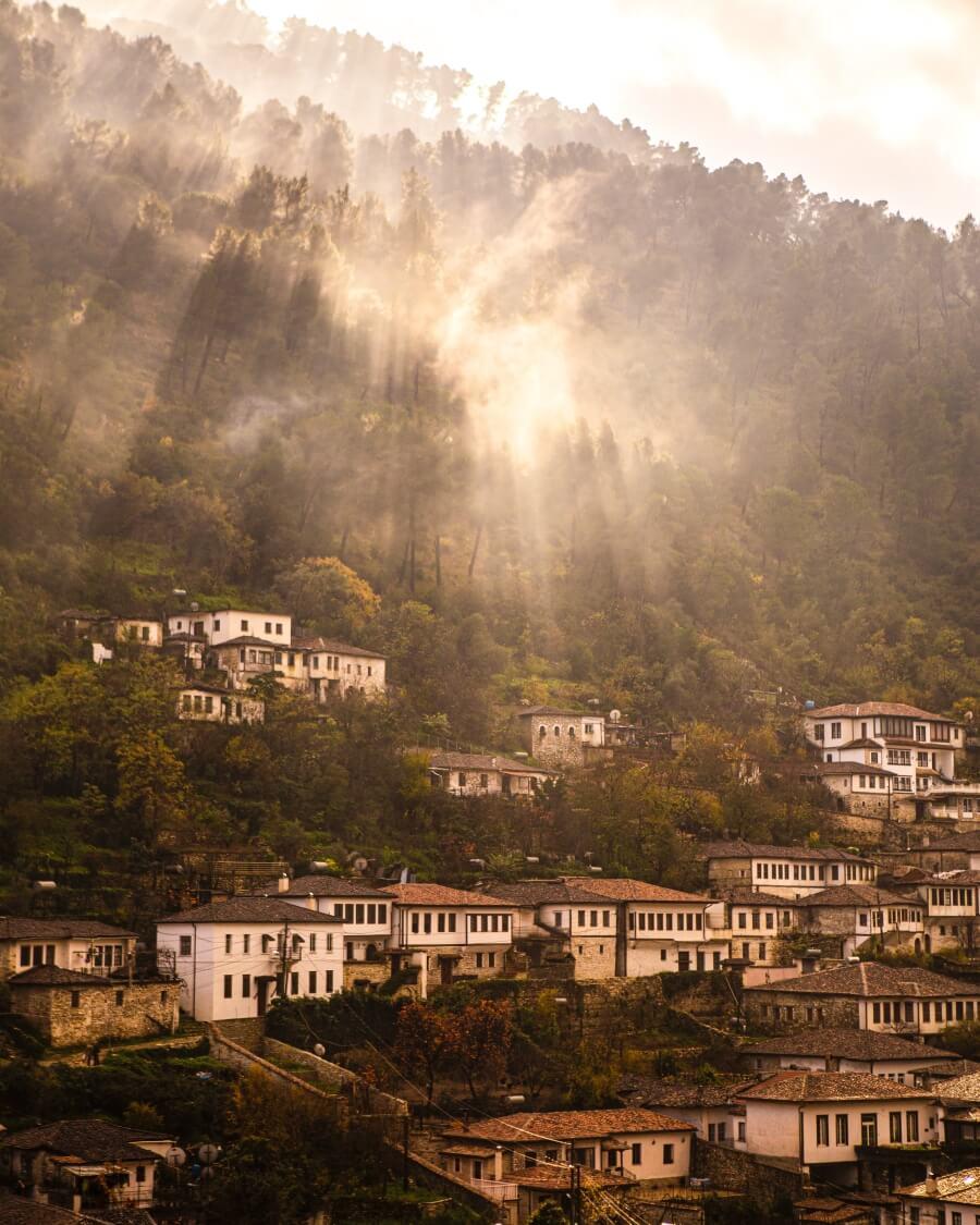 albania sunshine