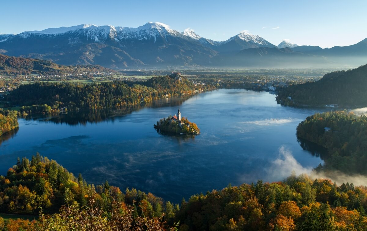 lake bled best places to visit in europe