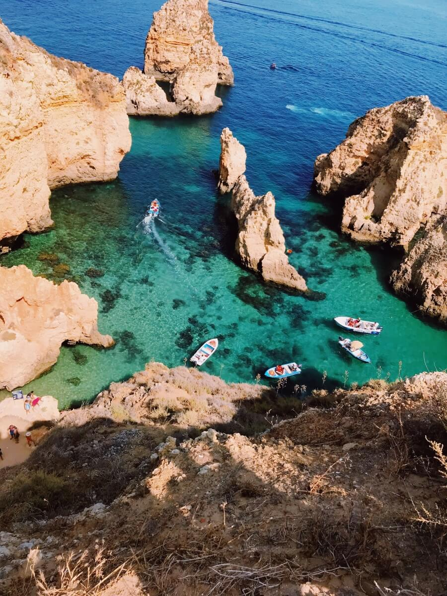 lagos portugal best places to visit in europe
