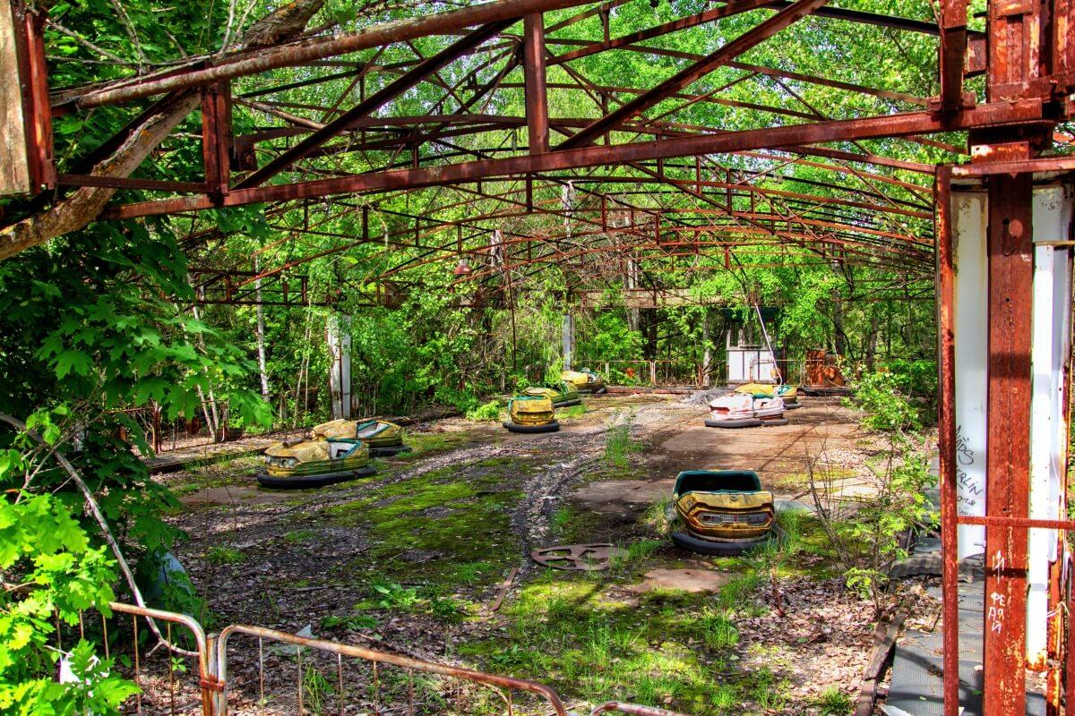 chernobyl ukraine europe bucket list