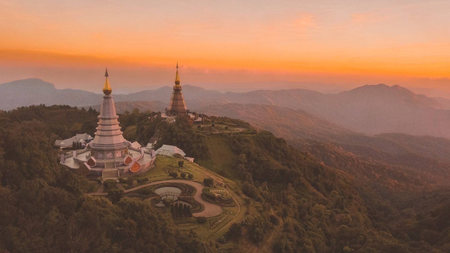 10 days in thailand itinerary - Doi Inthanon National Park