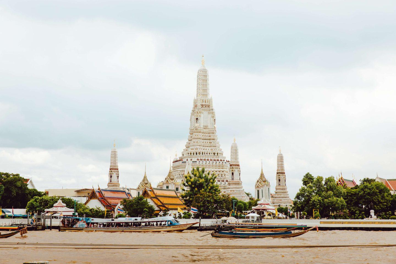 10 days in thailand - wat arun in bangkok