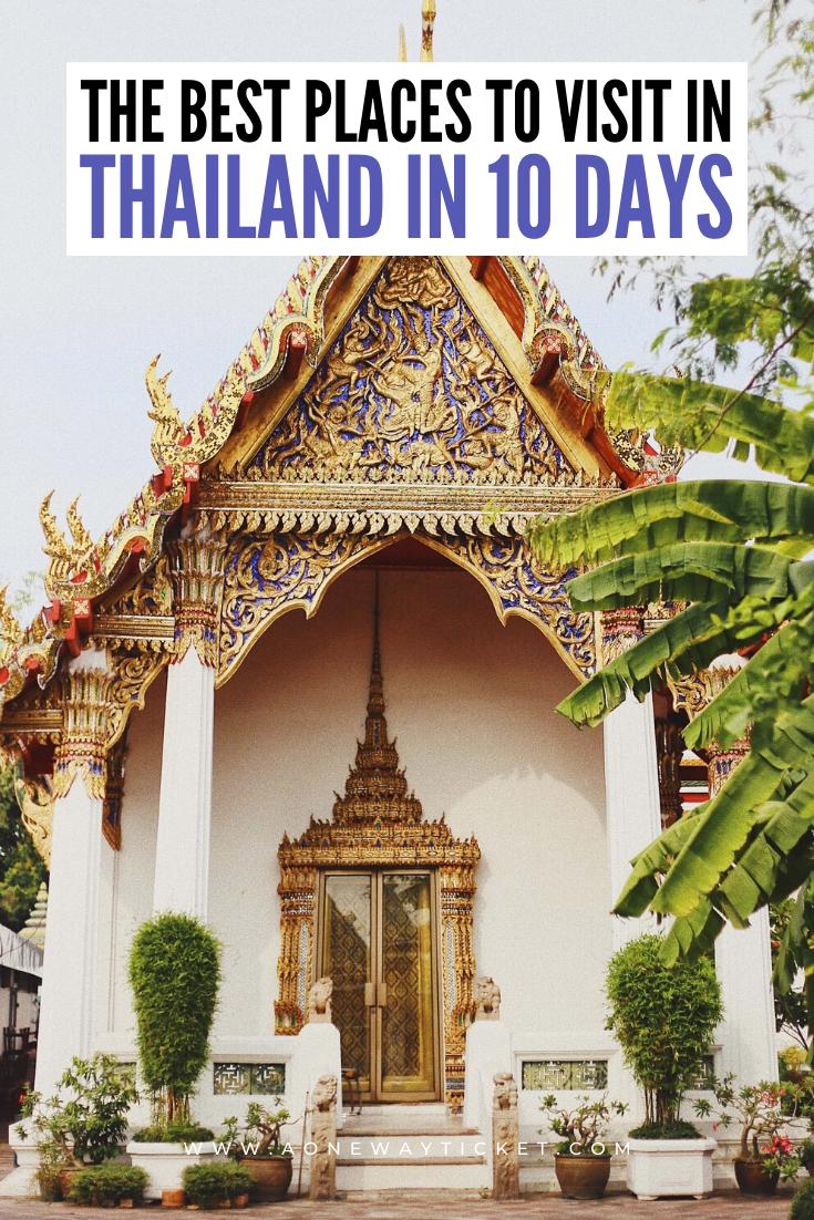 thailand in 10 days