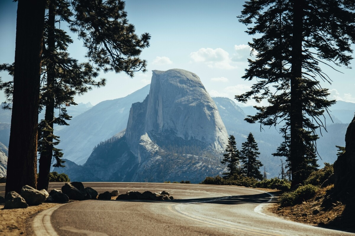 glacier point wawona road yosemite national park best road trips in the usa