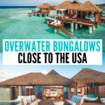 overwater bungalows in the caribbean