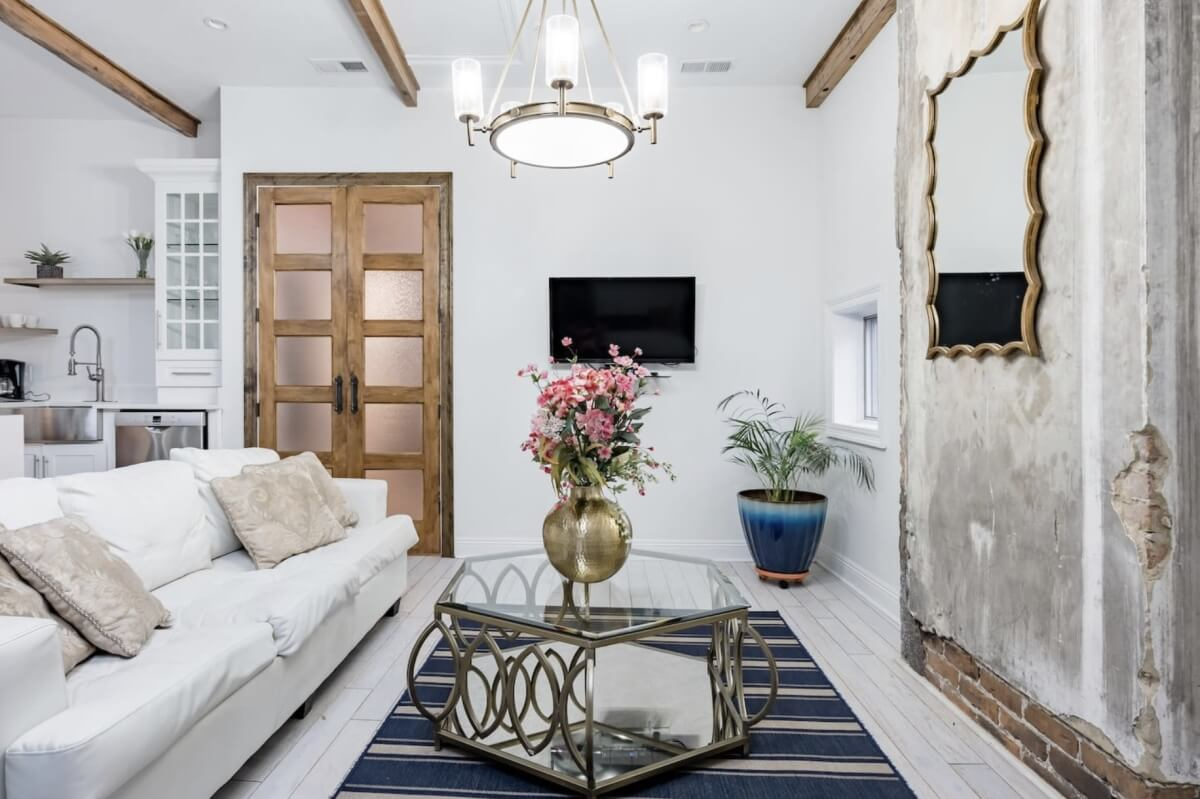rustic airbnb in new orleans louisiana