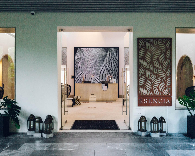 The Esencia Spa at UNICO 2087 Riviera Maya