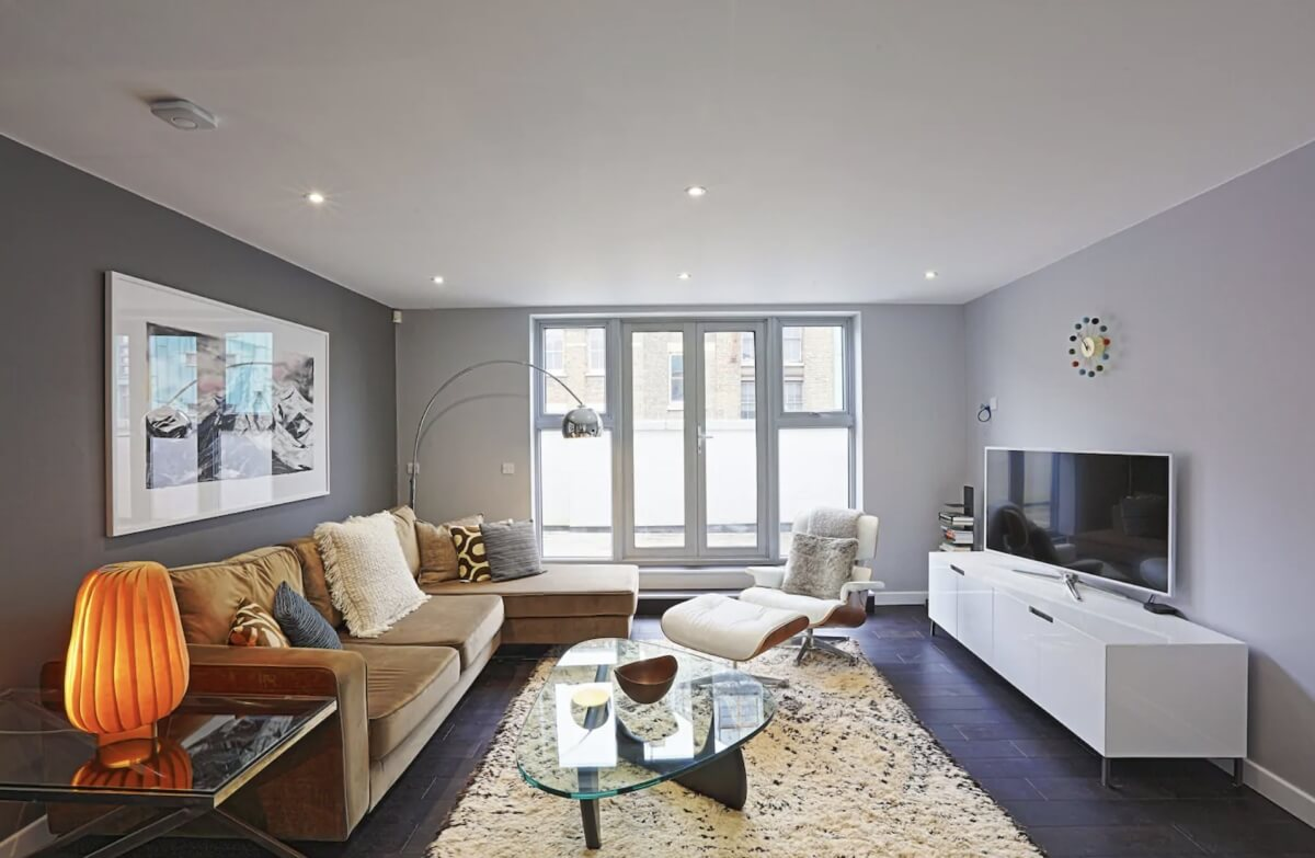 cozy airbnbs in london england
