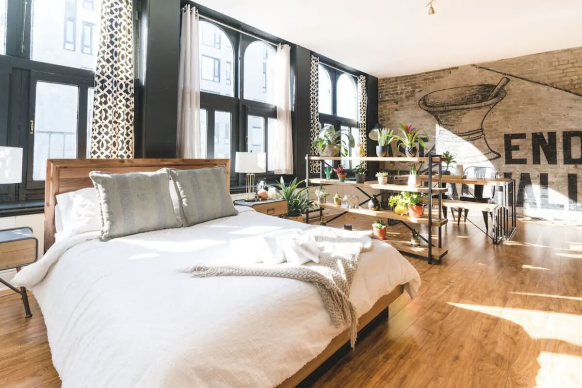 historic loft in montreal canada airbnb